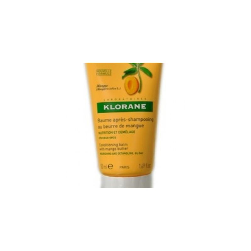 Klorane - Klorane Balsamo Burro Mango 50 Ml - 934482047