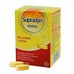 Bayer - Supradyn Ricarica 35 Compresse Rivestite - 935662609