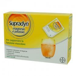Bayer - Supradyn Magnesio Potassio 24 Bustine - 975588056