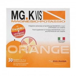 Pool Pharma - Mgk Vis Orange 30 Bustine - 942602665