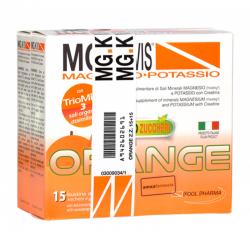 Pool Pharma - POOL PHARMA MGK VIS ORANGE MAGNESIO E POTASSIO ZERO ZUCCHERI 15+15 BUSTINE - 942602691