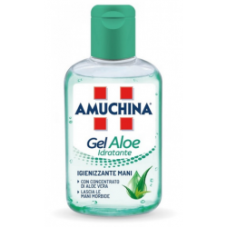 Angelini Spa - AMUCHINA GEL ALOE 80ML - 977021245