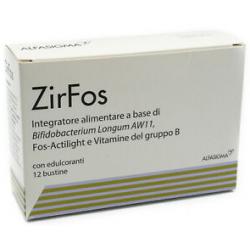 Farmaciapoint - ZIR FOS 12 BUSTINE - 978503858