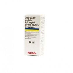 Farmaciapoint - ALLERGODIL COLLIRIO CONGIUNTIVITE ALLERGICA STAGIONALE 0,05% 6 ML -