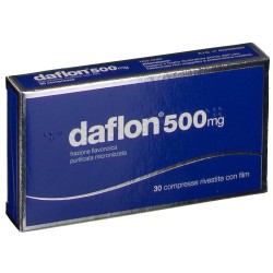 Servier Italia SPA - DAFLON 30 COMPRESSE RIVESTITE 500MG - 023356025