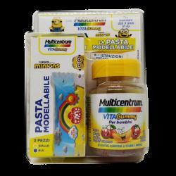 Pfizer - Multicentrum VitaGummy + pasta modellabile - 980423420