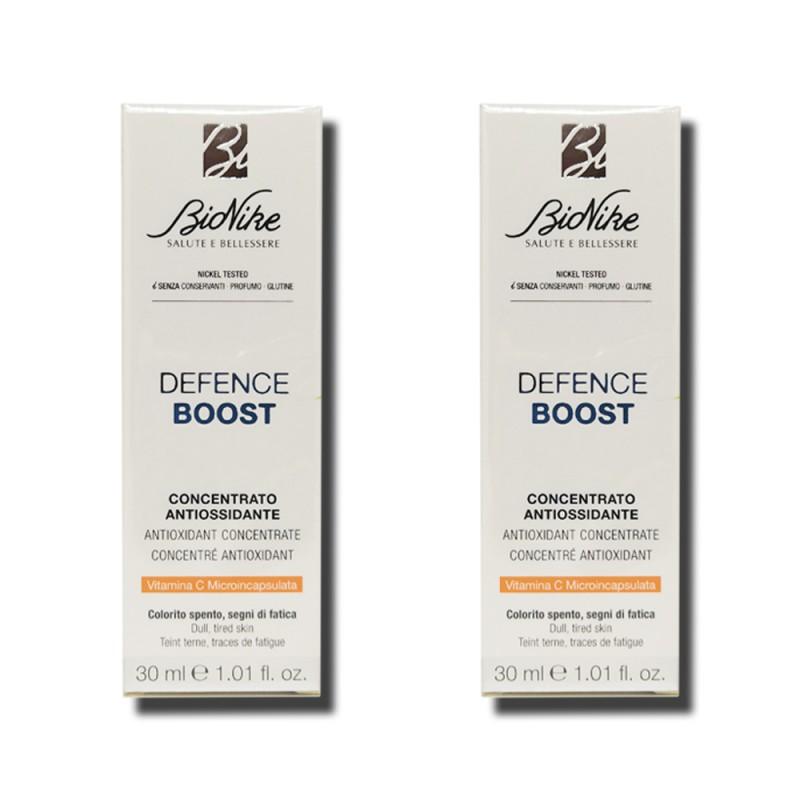 BIONIKE DEFENCE BOOST CONCENTRATO RINNOVATORE VITAMINA C 30ML x2