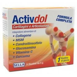 Sella - ACTIVDOL CARTILAGINI/ARTICOLAZIONI 14 BUSTINE - 974843815