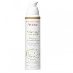 Avene - Eau Thermale Avene Serenage Crema Notte 40 Ml - 930271578
