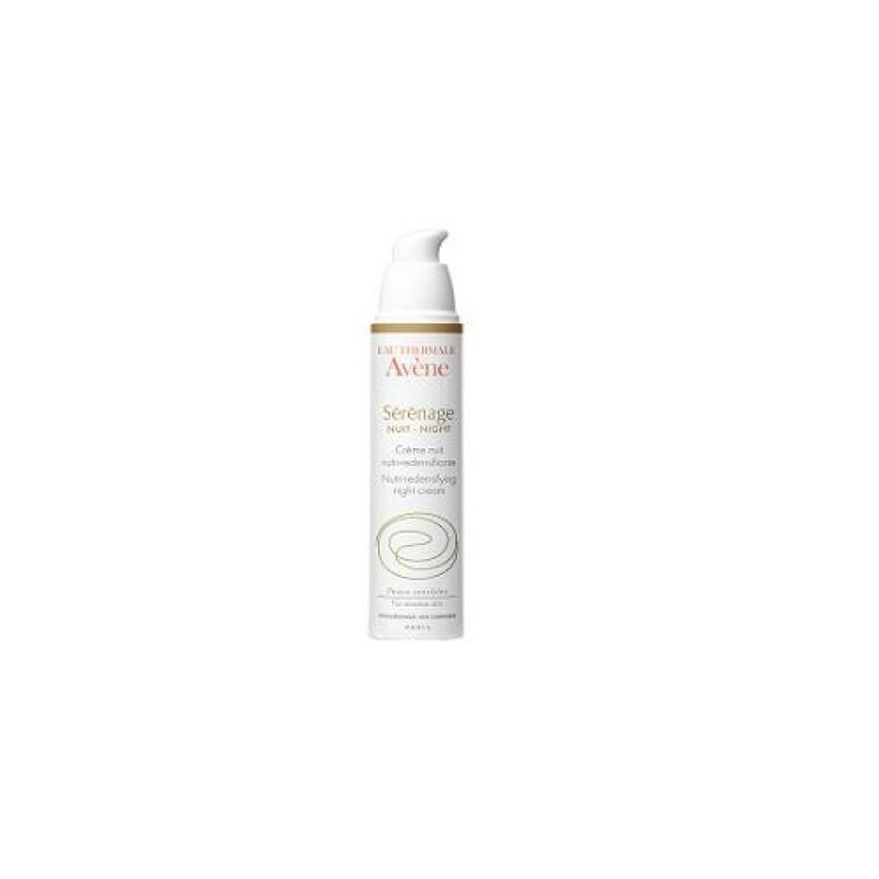 Eau Thermale Avene Serenage Crema Notte 40 Ml