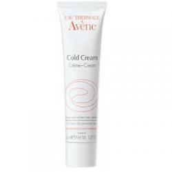 Avene - Eau Thermale Avene Cold Creme 40 Ml Crema Per Pelli Sensibili - 900139383
