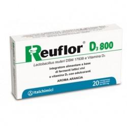 - REUFLOR D3 20 CPR - 972000261