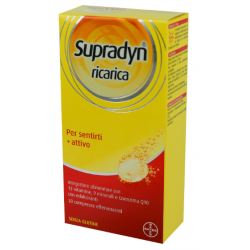 Bayer Spa - SUPRADYN RICARICA 60 COMPRESSE - 935662611