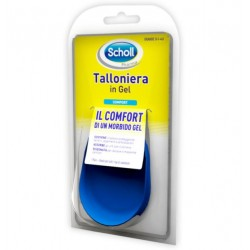Scholl - Scholl Talloniera spina calcaneare in gel - 904251372