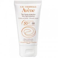 Avene - Avene Crema Schermo Minerale 50+ 50 Ml - 931577276