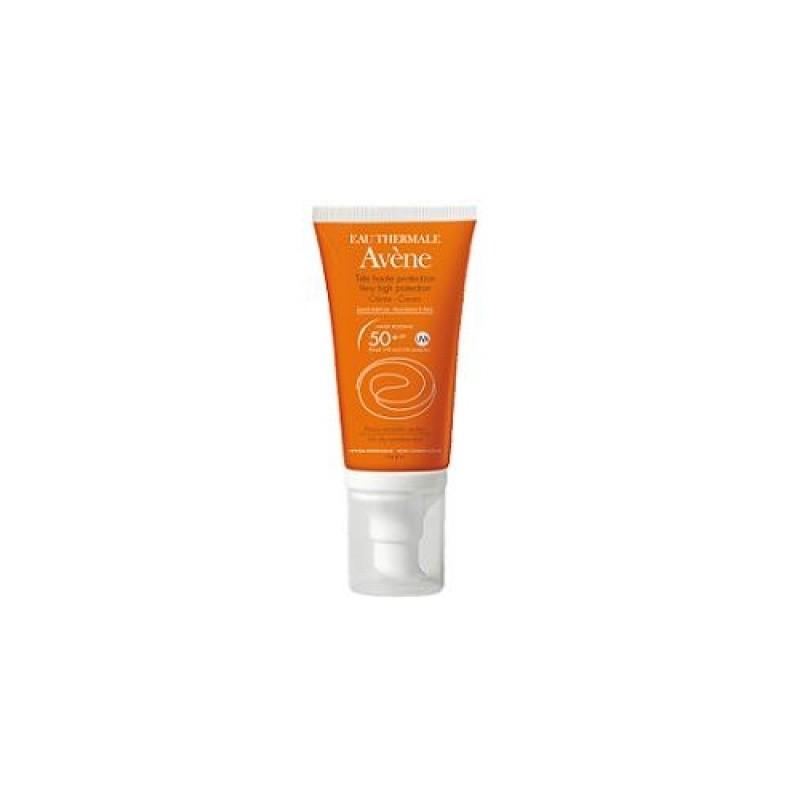 Avene - Avene Crema Solare Spf 50+ Senza Profumo 50 Ml - 932524123