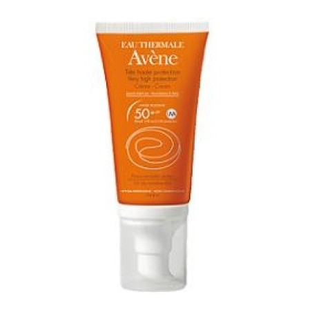 Avene Crema Solare Spf 50+ Senza Profumo 50 Ml