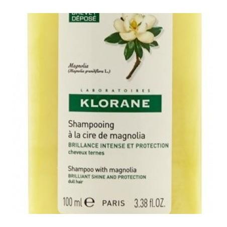 Klorane Shampoo Magnolia 100 Ml