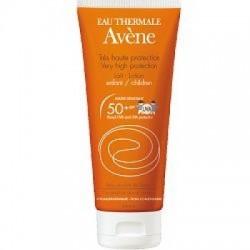Avene - Avene Latte Solare Spf 50+ Bambino 雅漾儿童专业护理防晒乳 100 Ml - 932524224