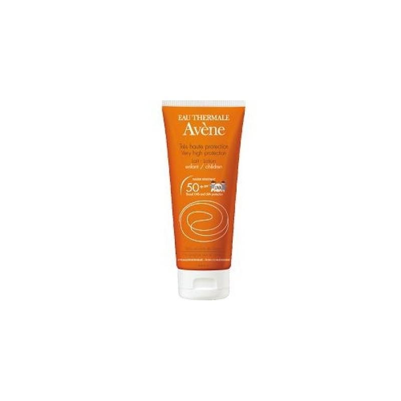 Avene - Avene Latte Solare Spf 50+ Bambino 100 Ml - 932524224