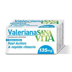 Sanavita - SANAVITA VALERIANA 100CPR - 979392901