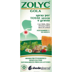 Shedir Pharma  - ZOLYC GOLA SPRAY 30ML - 942263866