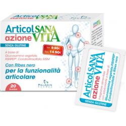 Paladin Pharma - SANAVITA ARTICOLAZIONI 20 BUSTINE - 980301600
