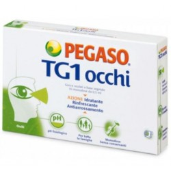 Farmaciapoint - TG1 OCCHI 10MONODOSE 0,5ML - 912275880
