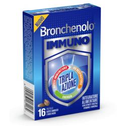 Perrigo - BRONCHENOLO IMMUNO PASTIGLIE - 980811867