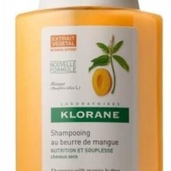 Klorane - Klorane Shampoo Mango 100 Ml - 934482023
