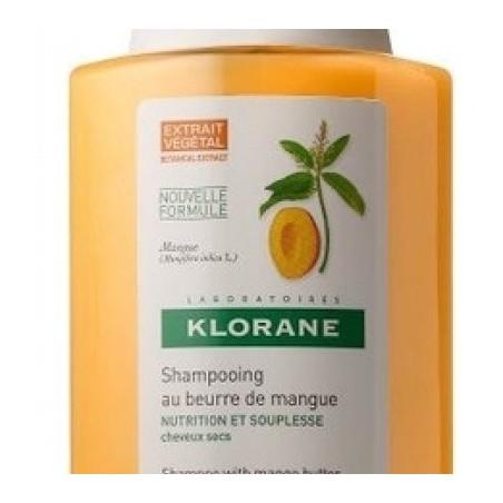 Klorane Shampoo Mango 100 Ml