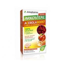 Arkofarm - ACEROLA BOOST 24CPR - 979257514