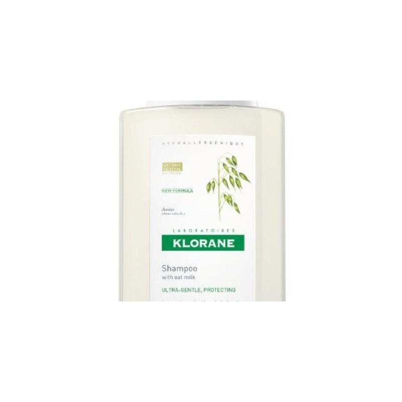 Klorane - Klorane Shampoo Avena 100 Ml - 938858368