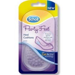 Scholl - SCHOLL PARTY FEET GEL ACTIVE TALLONE 1 PAIO - 974022244
