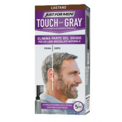 Combe - JUST FOR MEN TOUCH OF GRAY TRATTAMENTO COLORANTE GRADUALE CASTANO - 921320077
