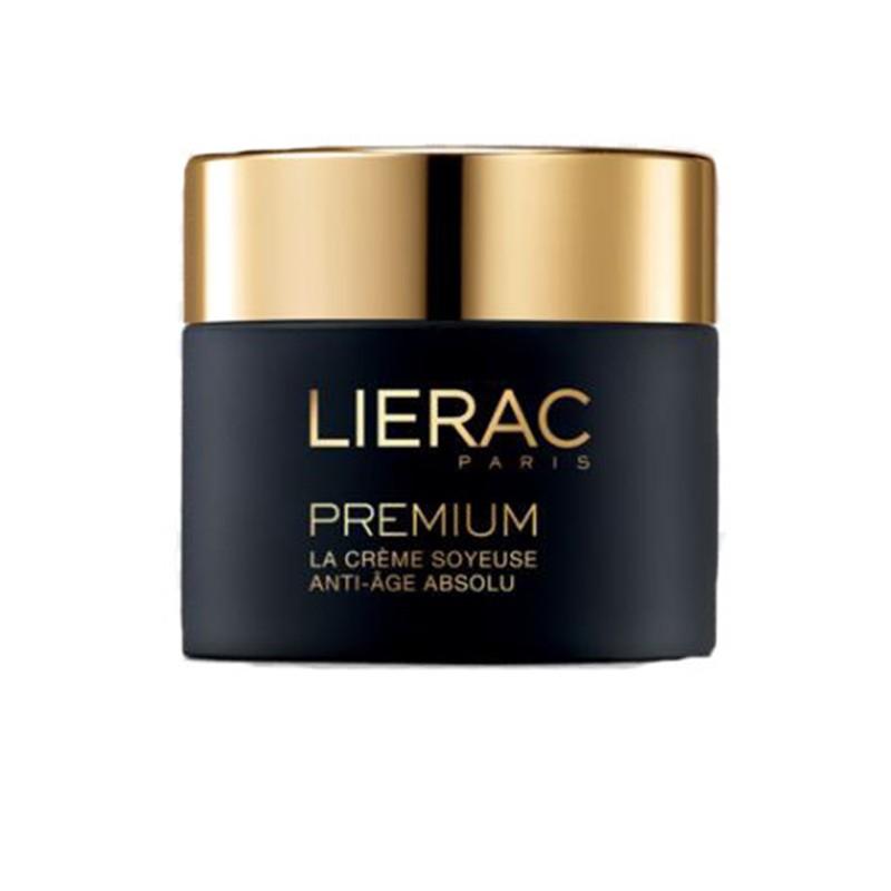 Lierac Premium Soyeuse 丽蕾克黑金丝滑面霜