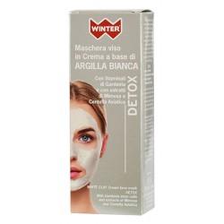 Farmaciapoint - WINTER MASCHERA VISO ARGILLA BIANCA DETOX - 973912292
