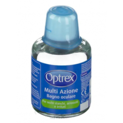 Optrex - Optrex Multi Azione Bagno Oculare 110ml + Occhiera Flessibile - 927499552