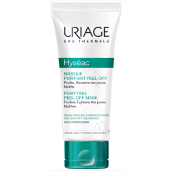 Uriage - URIAGE HYSEAC MASCHERA PEEL OFF 50ML - 980514727