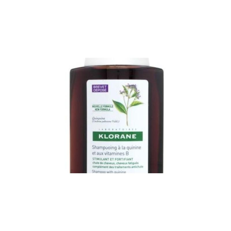 Klorane - Klorane Shampoo Chinina 100 Ml - 930174343