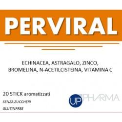 Farmaciapoint - PERVIRAL 20 STICK AROMATIZZATI - 925930416