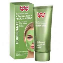 Farmaciapoint - WINTER MASCHERA ARGILLA VERDE PURIFICANTE 50ML - 973912316