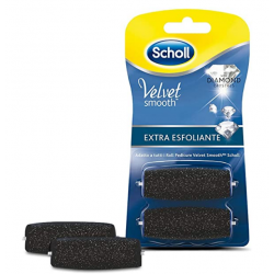 Scholl - VELVET SOFT RICARICA ROLL EXTRA ESFOLIANTE - 970444877