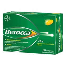 Bayer Spa - BEROCCA PLUS 30 COMPRESSE - 903068031