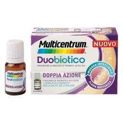 Multicentrum - FERMENTI LATTICI MULTICENTRUM DUOBIOTICO 8FLACONCINI - 976767804
