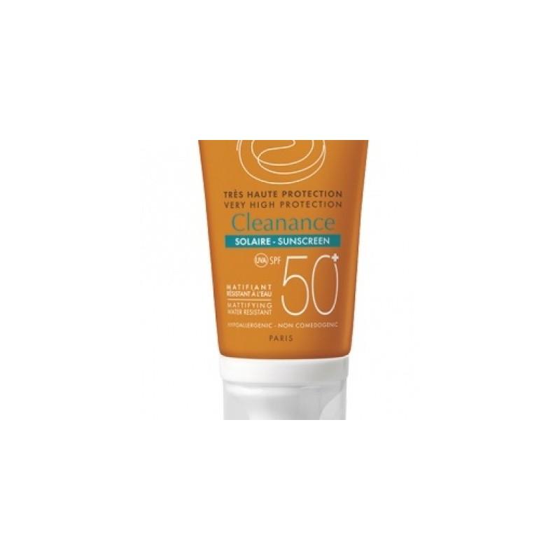 Avene - Cleanance Solare 50+ - 934758451