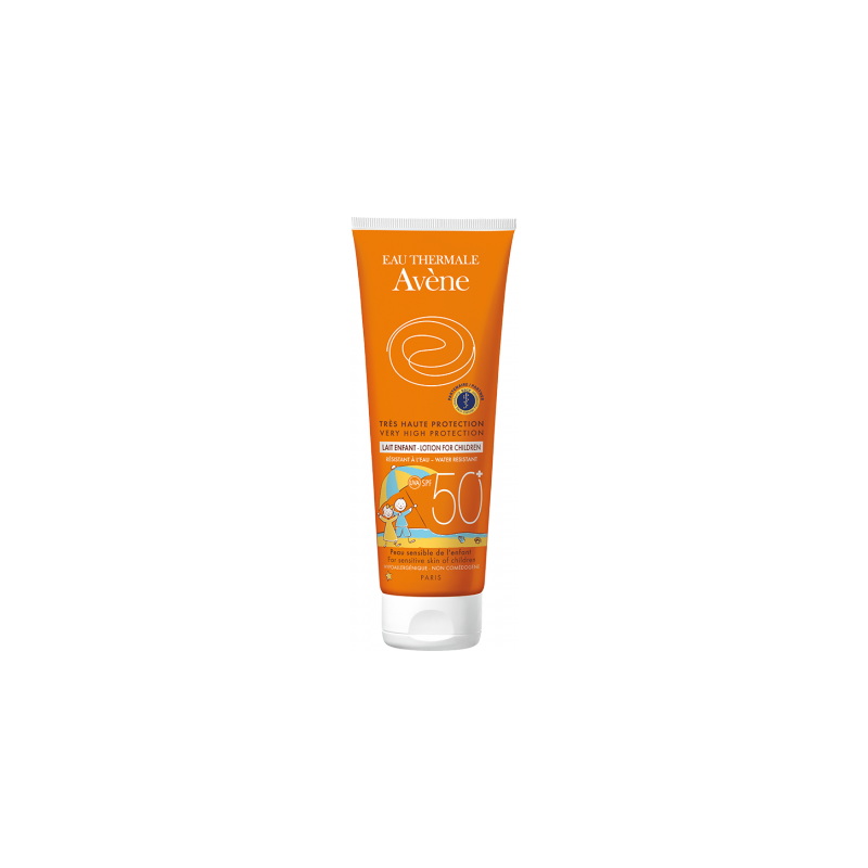 Avene - Avene Solare Latte Bambino 50+ 250 Ml - 934758463