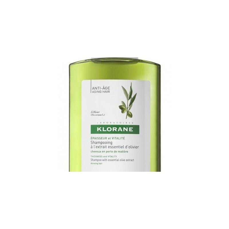 Klorane - Klorane Shampoo Ulivo 200 Ml - 935223281