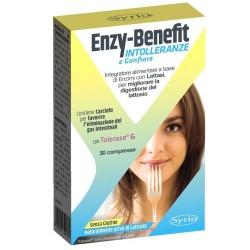 Syrio - ENZY BENEFIT INTOLLERANZE 30 COMPRESSE - 944148321