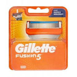 Procter & Gamble - GILLETTE FUSION MANUAL LAME 2 PEZZI - 975020633